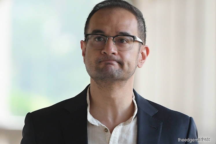 Malaysia drops money-laundering charges against Najib's stepson